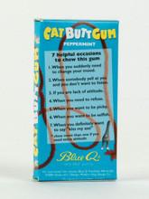 Cat Butt Gum