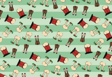 Butts Wrapping Paper