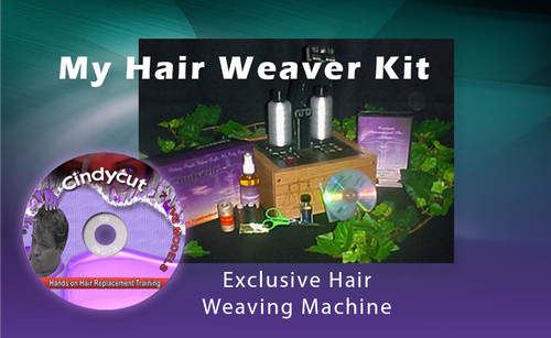 Hair Weave Machine Kit