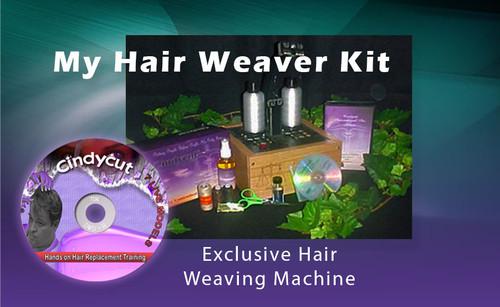 Hair Weave Machine Kit