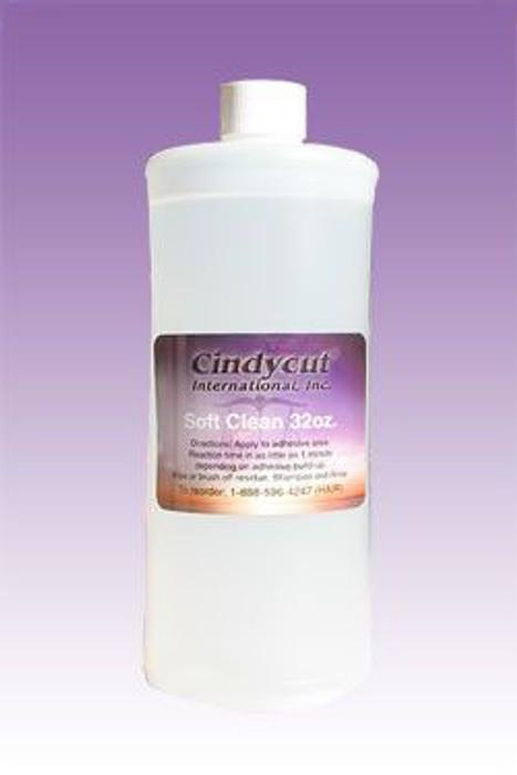 Soft Clean Liter Size Solvent