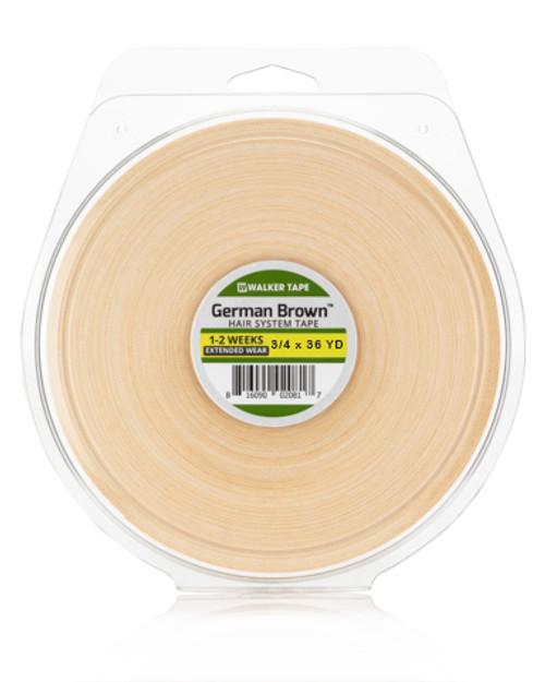 German Brown Tape Rolls