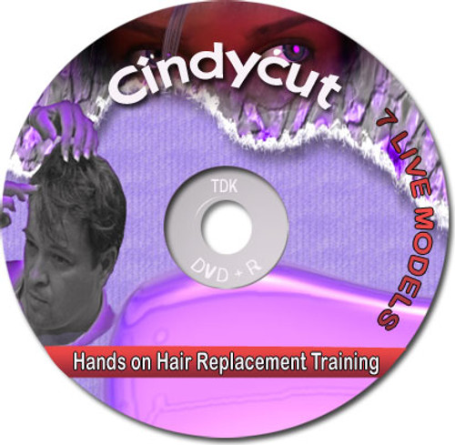 Hair Replacement Training DVD