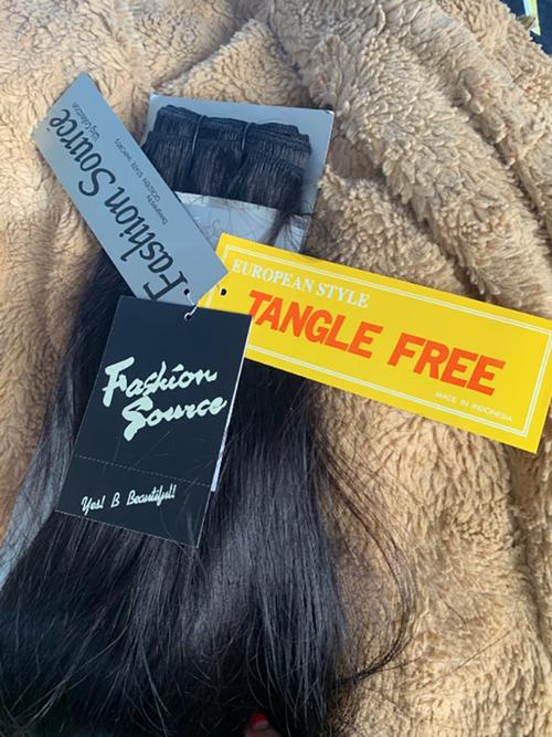 Long Black Human Hair Extensions