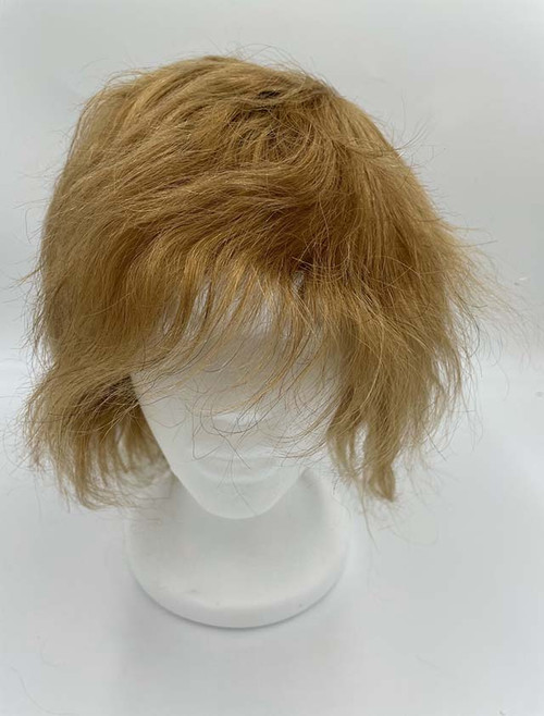 Lace front Wig with tape tab perimeter