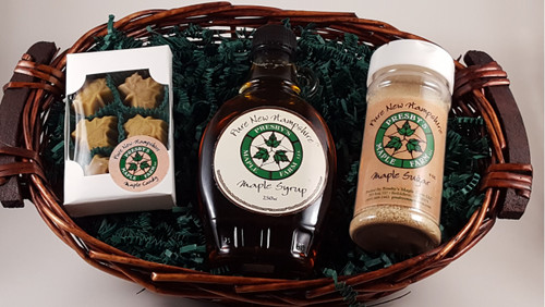 Maple Gift Basket