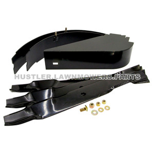 "Hustler Raptor SD 60"" Mulch Kit 119091 OEM"