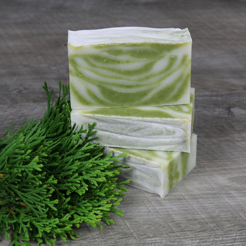 Woodland soap image 2