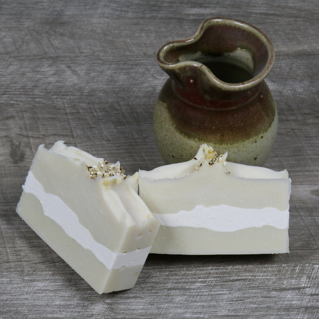 Hemp & Shea soap -- image 1