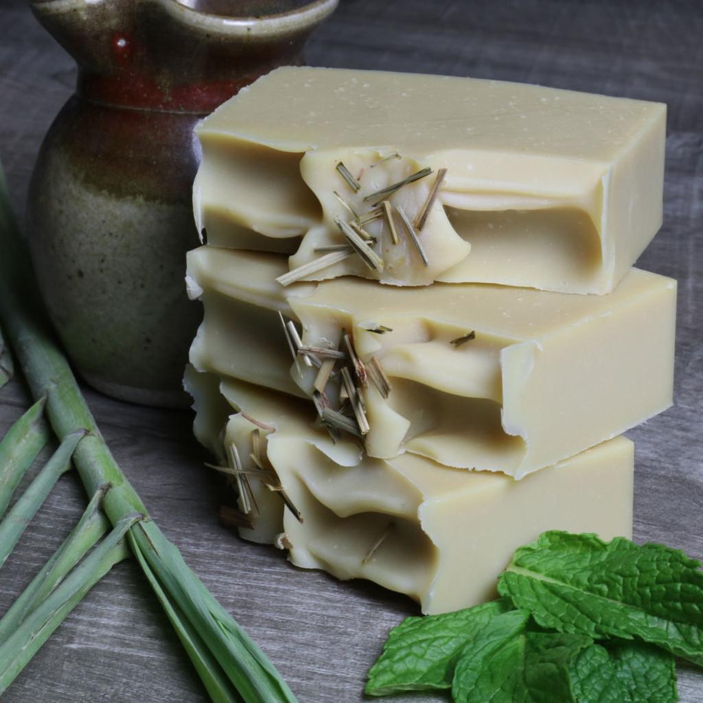 Meadow Mint soap -- image 2