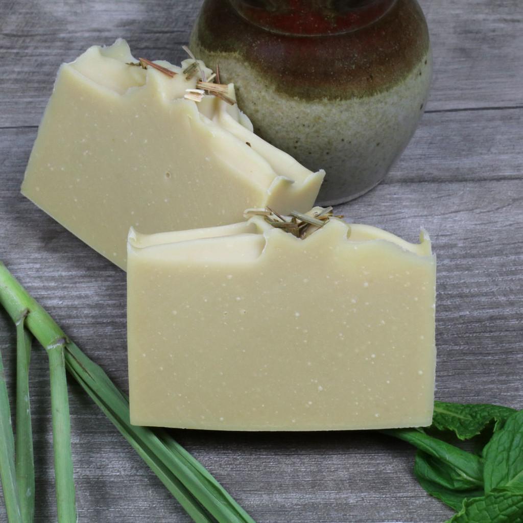 Meadow Mint soap -- image 3