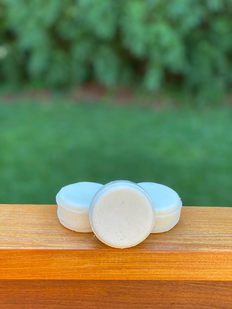 NEW! Rosemary-Mint No-Rinse-Needed Shampoo Bar