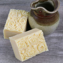 Yellow Roses Soap