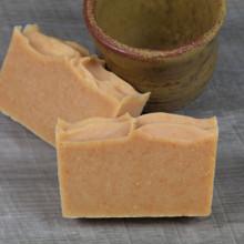 Orange-Juniper Soap image 1