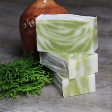 Woodland soap image 1