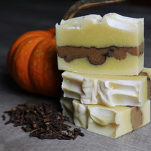Pumpkin Spice Latte Soap -- image 2