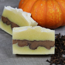 Pumpkin Spice Latte Soap -- image 1