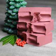 Cranberry Holiday soap -- image 2