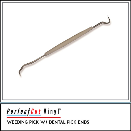 WeedingPick w/Dental Pick Ends