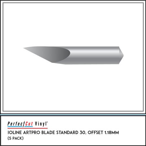 Ioline ArtPro Blade Standard 30, Offset 1.18mm (5 Pack)