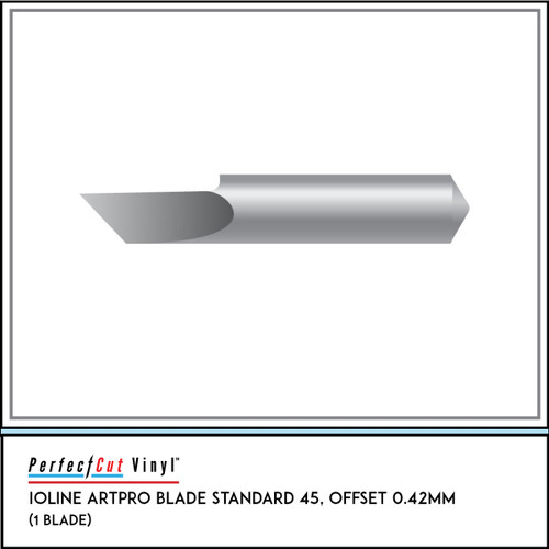 Ioline ArtPro Blade Standard 45, Offset 0.42mm (1 Blade)