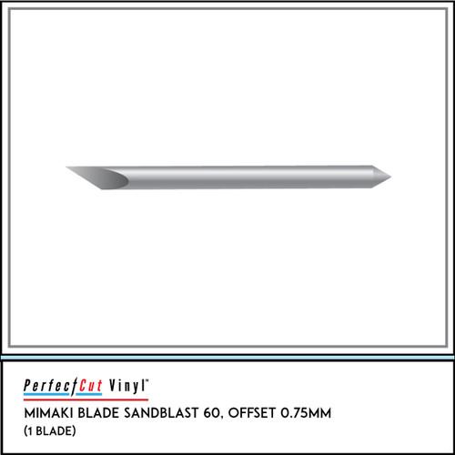 Mimaki Sandblast 60, Offset 0.75mm (1 Blade)