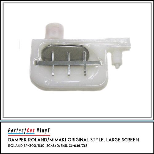 Roland/Mimaki Old Style Damper