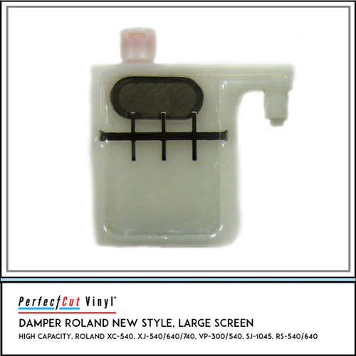 Roland High Capacity Damper