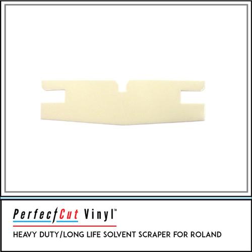 Heavy Duty Solvent Scraper