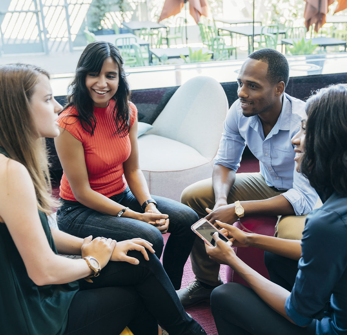 Founding an employee-led DEI committee