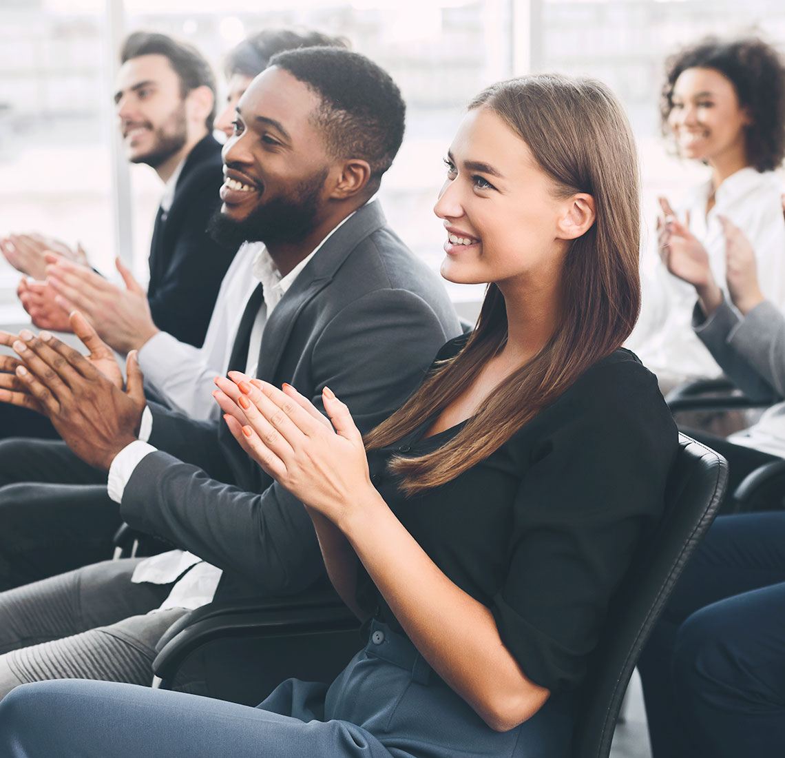 Engaging employees and encouraging feedback
