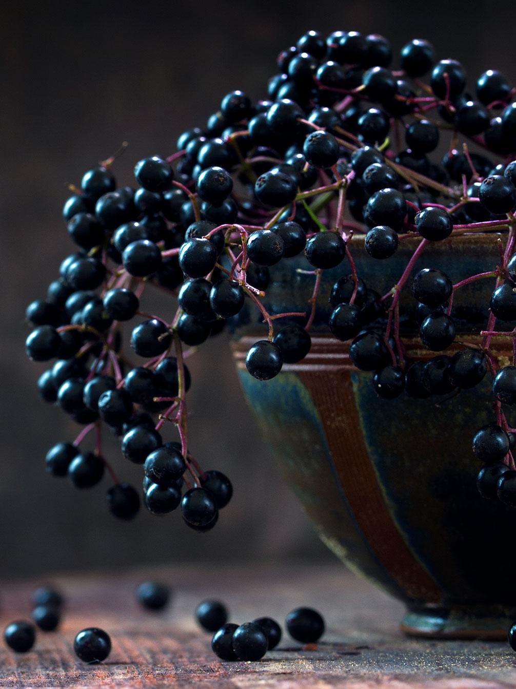 elderberry pure desktop