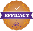 New Chapter's Efficacy Icon, demonstrating the importance of effective nourishment in New Chapter formulation.