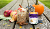 Overnight Oats, Pumpkin Spice Edition