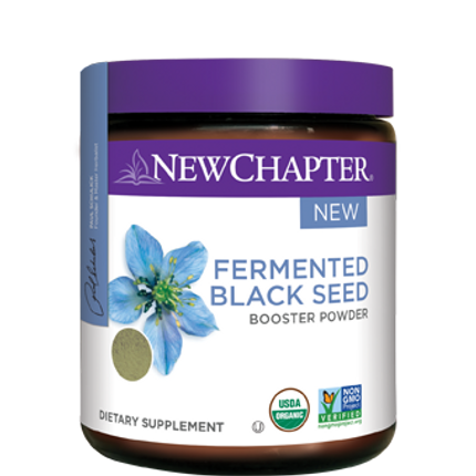 Fermented Black Seed Booster Powder