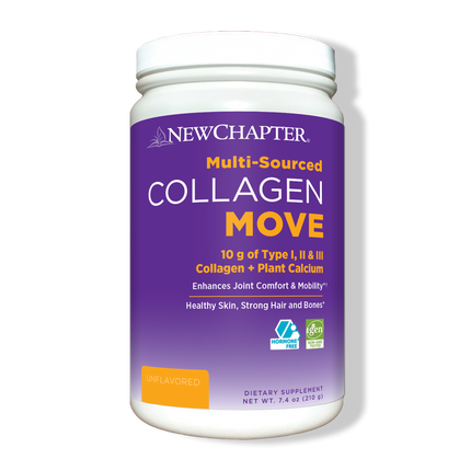 Collagen Move 20 Serving Product Packaging