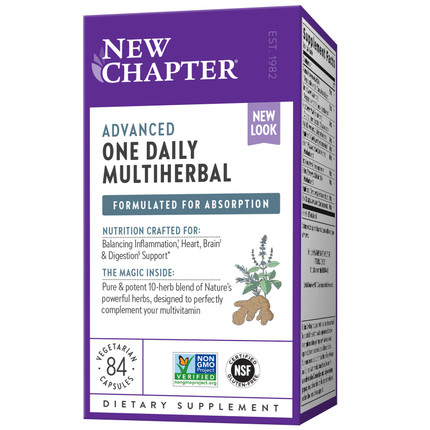 One Daily Multiherbal Advanced Box
