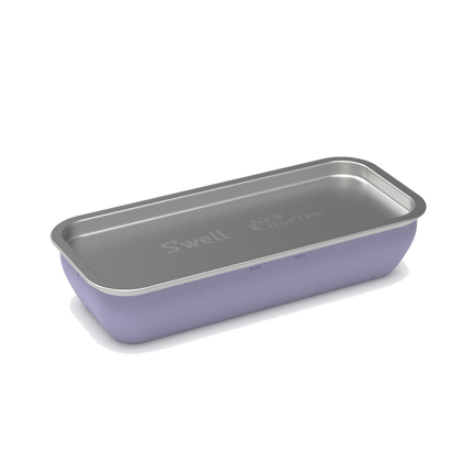 S'well x New Chapter Vitamin Case – Purple Garnet