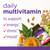 Best multivitamin for energy, stress, mood