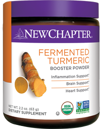 Fermented Turmeric Booster Powder