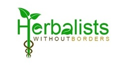 herbalists without borders logo