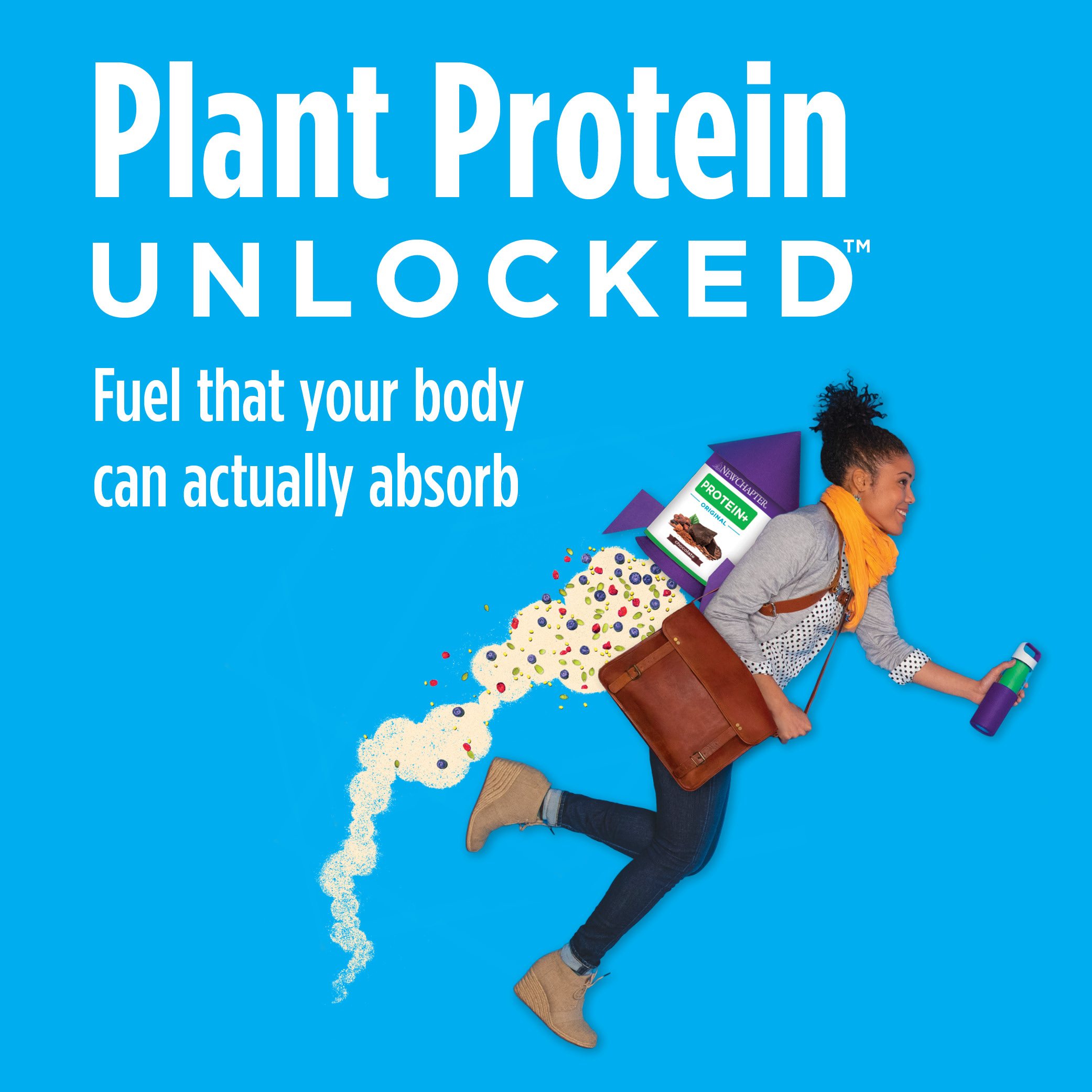 Plant Protein Unlocked: Fuel thay your body can actually absorb.