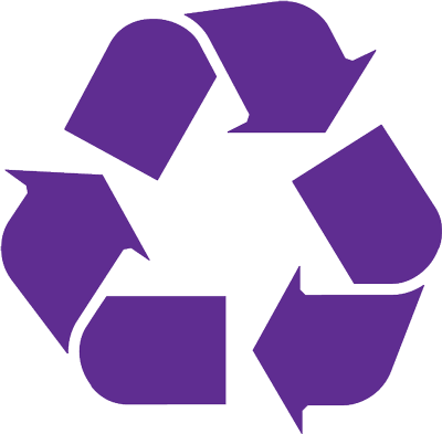 recycle-purple