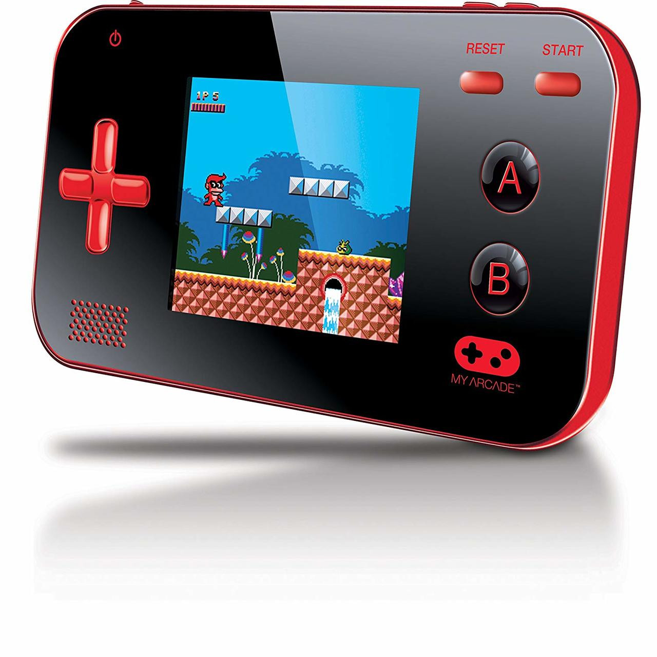 Portable Gaming System - 220 Built-In Retro Style Games
