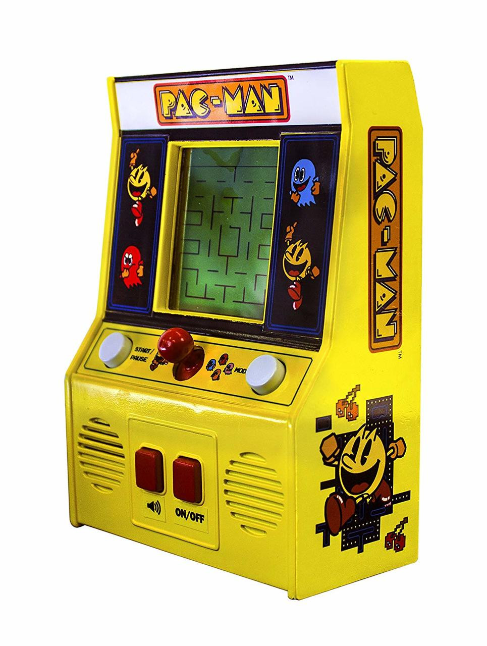 Arcade Classics - Pac-Man Retro Mini Arcade Game