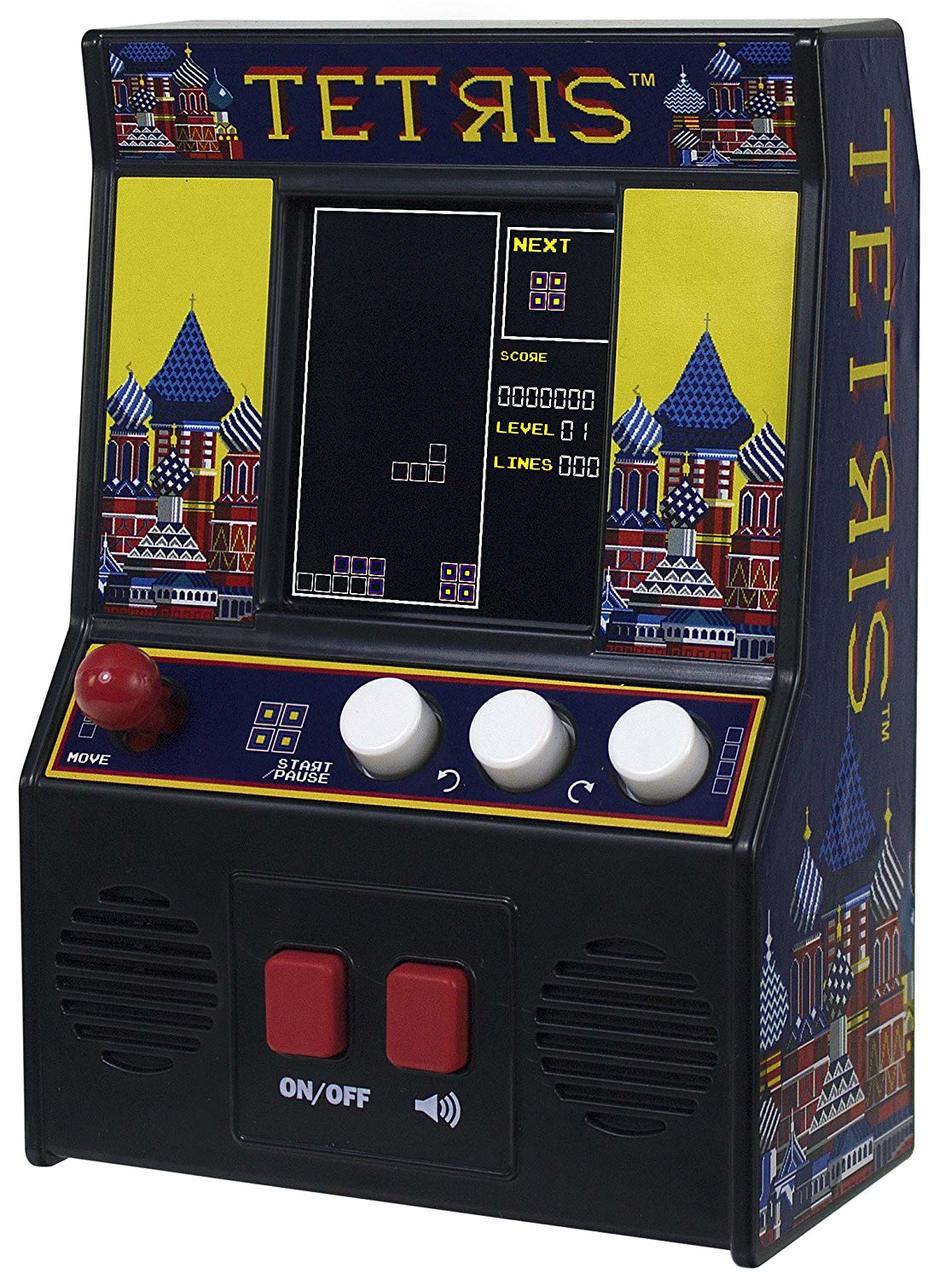 Tetris Retro Mini Arcade Game
