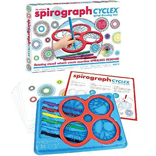 Kahootz Spirograph Cyclex Kit