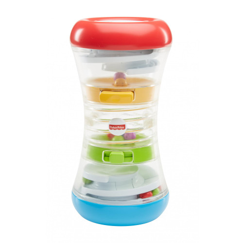 Fisher Price Crawl Along Tumble Tower