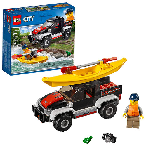 Adventures60202 Pack Double Play City People Lego Outdoors kOXiuTlwPZ
