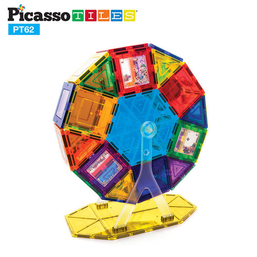 Picasso Tiles Ferris Wheel Set